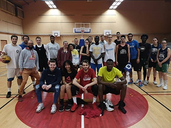 Premier tournoi Open Start du CEP